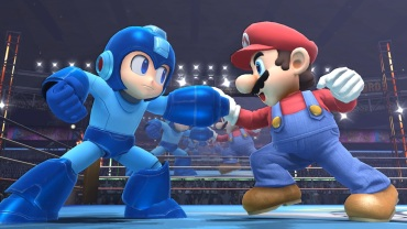 What's not to love about a game with both Mario AND Megaman in it? (And Sonic, and Pacman, and Link...)