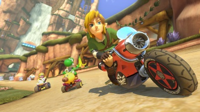 With Mario Kart 8 and Hyrule Warriors, Nintendo is proving they know how to do DLC right