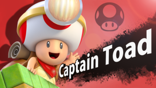 Captain Toad for Smash!