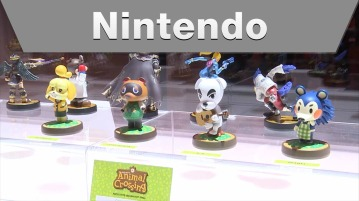 Do you like Amiibo? No? Well too bad, that's what you're getting!