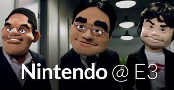For the second year in a row, Nintendo found a creative way to introduce their show